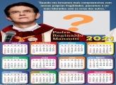 Calendário 2021 Padre Reginaldo Manzotti Montagem