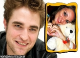 Moldura Robert Pattinson