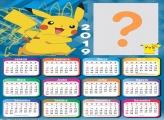 Calendário 2019 Picachu