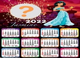 Calendário 2022 Gratuito Online Jasmine