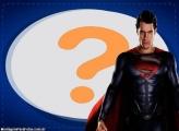 Moldura Super Homem