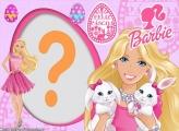 Barbie Feliz Páscoa Montagens com Fotos