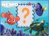 Procurando Nemo Moldura