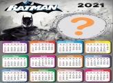 Calendário 2021 do Batman