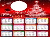 Feliz Natal Calendário 2018 Grátis