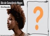Moldura Dia da Consciência Negra