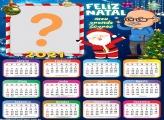 Calendário 2021 para o Sogro Feliz Natal