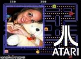 Moldura Video Game Atari