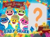 Festa Junina do Baby Shark