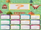 Calendário 2020 Um Natal cheio de Prosperidade