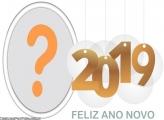 Moldura Mobile Feliz Ano Novo 2019