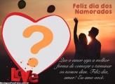 Colocar Foto Dia dos Namorados Online