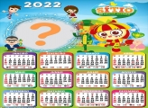 Calendário 2022 Sítio do Picapau Amarelo Online