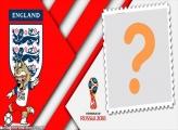 Moldura Seleção da Inglaterra