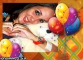 Confetes e Balões Aniversário
