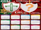 Calendário 2021 Portuguesa Time de Futebol