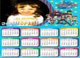 Calendário 2018 Beyblades