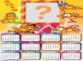 Calendário 2019 Garfield