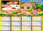 Calendário 2017 Casa dos Três Porquinhos