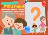 Montagem de Foto Feliz Aniversário para Neto