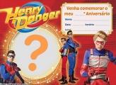 Convite Henry Danger