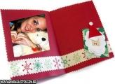 Moldura Cartão de Natal