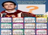 Calendário 2022 Padre Reginaldo Manzotti Colar Foto