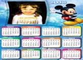 Calendário 2018 Mickey Mouse Disney