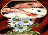 Moldura Taça de Flores