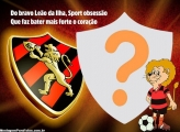 Moldura Sport Club do Recife