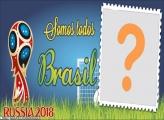 Somos Todos Brasil Copa Rússia