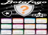 Calendário 2020 Botafogo Time Futebol