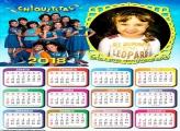 Calendário 2018 Chiquititas Completo