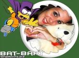 Moldura BatBart Simpsons