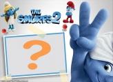 Molduras para Fotos Os Smurfs 2