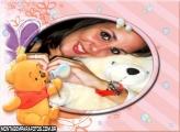 Pooh Baby Bolhas de Sabão