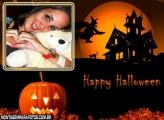 Moldura Noite do Halloween