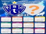 Calendário 2021 Paysandu Time de Futebol