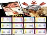 Calendário 2017 Gavião do Timão