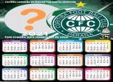 Calendário 2021 Coritiba Time Futebol