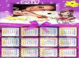 Calendário 2017 Jolie Estrelinha