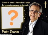 Padre Zezinho Montagem de Foto