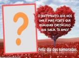 Montagem Online Dia dos Namorados