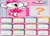 Calendário 2020 da Lilica Ripilica