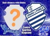 Moldura CSA Centro Sportivo Alagoano
