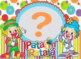 Patati Patatá Montagem de Foto