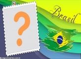 Moldura Desenho Brasil