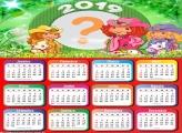 Calendário 2019 Moranguinho Amigas