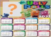 Calendário 2021 Personalizado UglyDolls