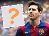 Moldura Messi
